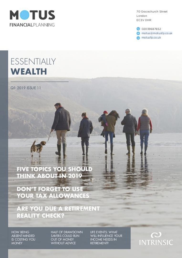 Essentially Wealth - Q1 2019