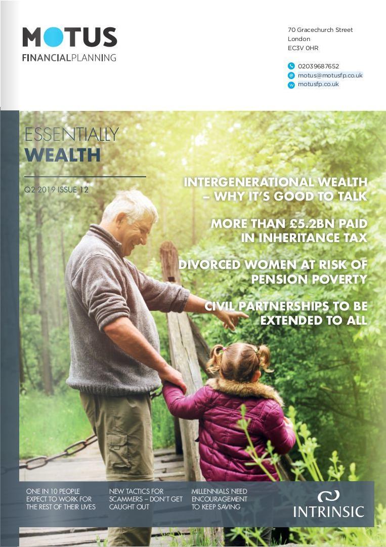Essentially Wealth - Q2 2019