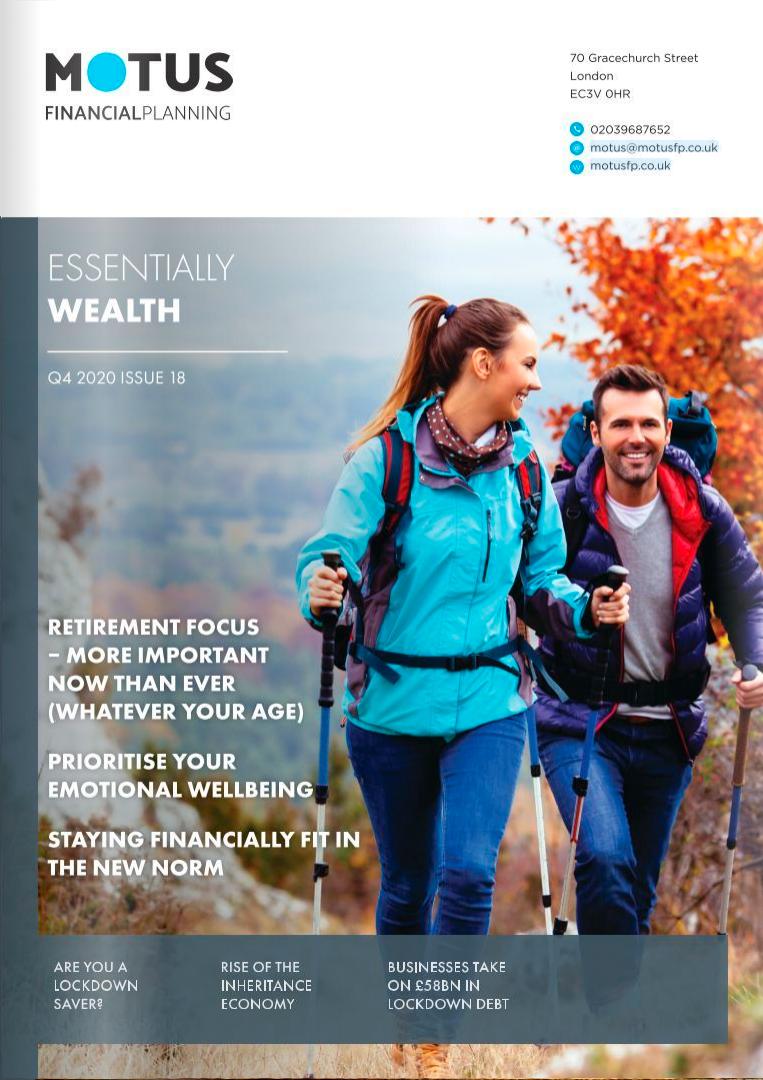Essentially Wealth - 4 2020